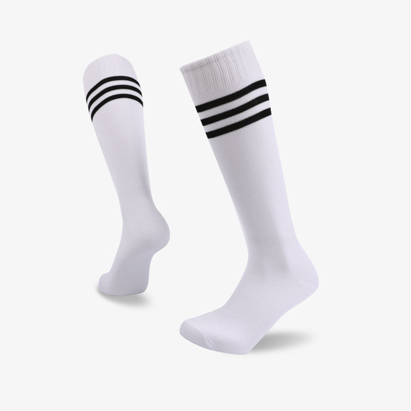 144N 长筒运动白袜